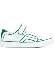 Pierre Hardy 'Match' Sneakers White