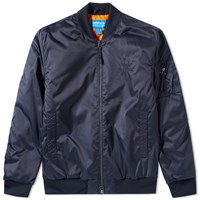 Adidas Superstar Ma 1 Jacket Blue
