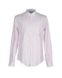 Bagutta Shirts Shirts Men Pink