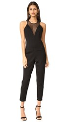 Bobi Knit Jumpsuit Black