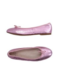 E X It Footwear Ballet Flats Women Light Purple