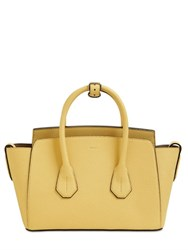 Bally Small Pebbled Leather Bag