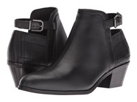 Via Spiga Caryn Black Olympia Calf Leather Women's Boots