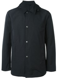 Aspesi 'Berli' Raincoat Black