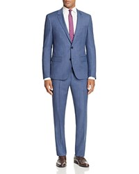 Hugo Huge Genius Slim Fit Suit Medium Blue