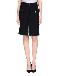 Le Coeur De Twin Set Simona Barbieri Skirts Knee Length Skirts Women Black