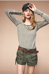 Free People Womens Take It To The Limit Shrt