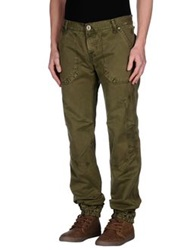 Take Two Casual Pants Military Green
