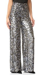 Kendall Kylie Multi Sequin Pants