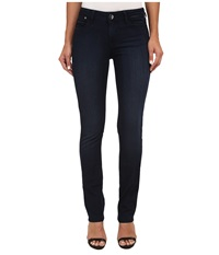Dl1961 Coco Curvy Slim Straight Jeans In Wooster Wooster Women's Jeans Black