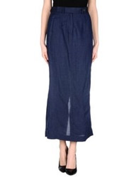 Collection Privee Collection Privee Long Skirts Dark Blue