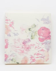 Paperchase Wedding Floral Medium Photo Album Multi