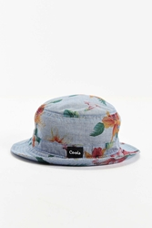 Barney Cools Floral Bucket Hat Blue
