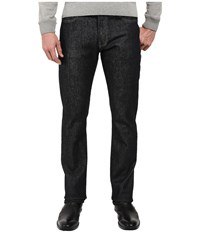 Dl1961 Russell Slim Straight Jeans In Crosby Crosby Men's Jeans Black