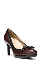 Naturalizer Women's 'Maizie' Pump Bordeaux Leather