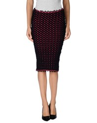 Mark Fast Skirts Knee Length Skirts Women