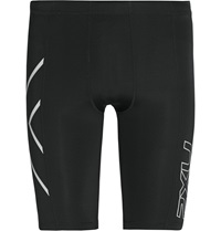 2Xu Core Compression Shorts Black