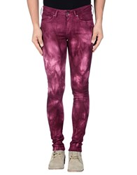 Levi's Made And Craftedtm Trousers Casual Trousers Men Garnet