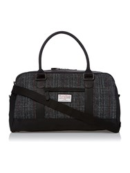 Howick Harris Tweed Holdall Grey