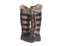 Guess Hadly Black Bronze Women's Boots