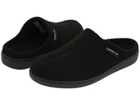 Haflinger At Classic Hardsole Black Slippers
