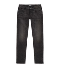 Tom Ford Washed Look Jeans Male Black
