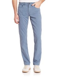 J Brand Woven Straight Pants Veridian