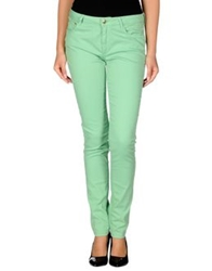Harmont And Blaine Casual Pants Acid Green