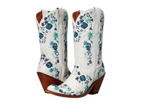 Dan Post Happily Ever After White Women's Pull On Boots