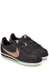 Nike Classic Cortez Sneakers With Leather Grey