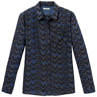 Lee Ultimate Chevron Shirt State Blue