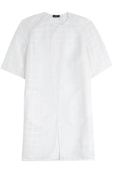 Akris Coat With Short Sleeves