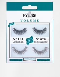 Eylure Love It Try It Duo Kit Volume Lashes