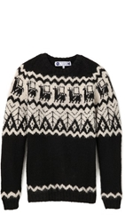 Industry Of All Nations Alpaca Hand Knit Sweater