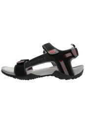 Lumberjack Blade Walking Sandals Black