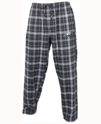 Concepts Sport Men's Philadelphia Eagles Ultimate Flannel Sleep Pants Green