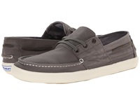 Tretorn Otto Canvas Grey Classic Shoes Gray