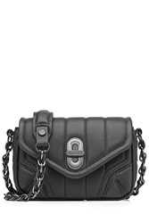 Rag And Bone Rag And Bone Leather Shoulder Bag Black