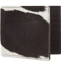 Tom Ford Haircalf Leather Billfold Wallet Pony