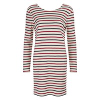 Samsoe And Samsoe Women's Damas Dress Breton Beet