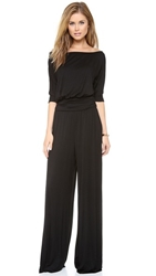 Rachel Pally Heathcliff Jumpsuit Black