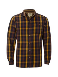 White Stuff Scholar Check Shirt Yellow