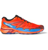 Salomon Wings Pro 2 Running Sneakers Tomato Red