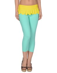 Miss Naory Swimwear Beach Trousers Women Turquoise