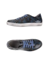 Primabase Low Tops And Trainers Blue
