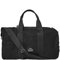 Wtaps Boston Bag Black
