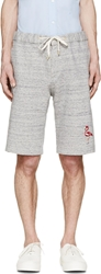 Marc Jacobs Grey Flamingo Lounge Shorts