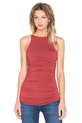 Bailey 44 Reversible Tribe Top Red