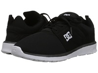 Dc Heathrow Black White Skate Shoes