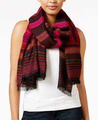 Inc International Concepts Trendy Woven Wrap Only At Macy's Wine